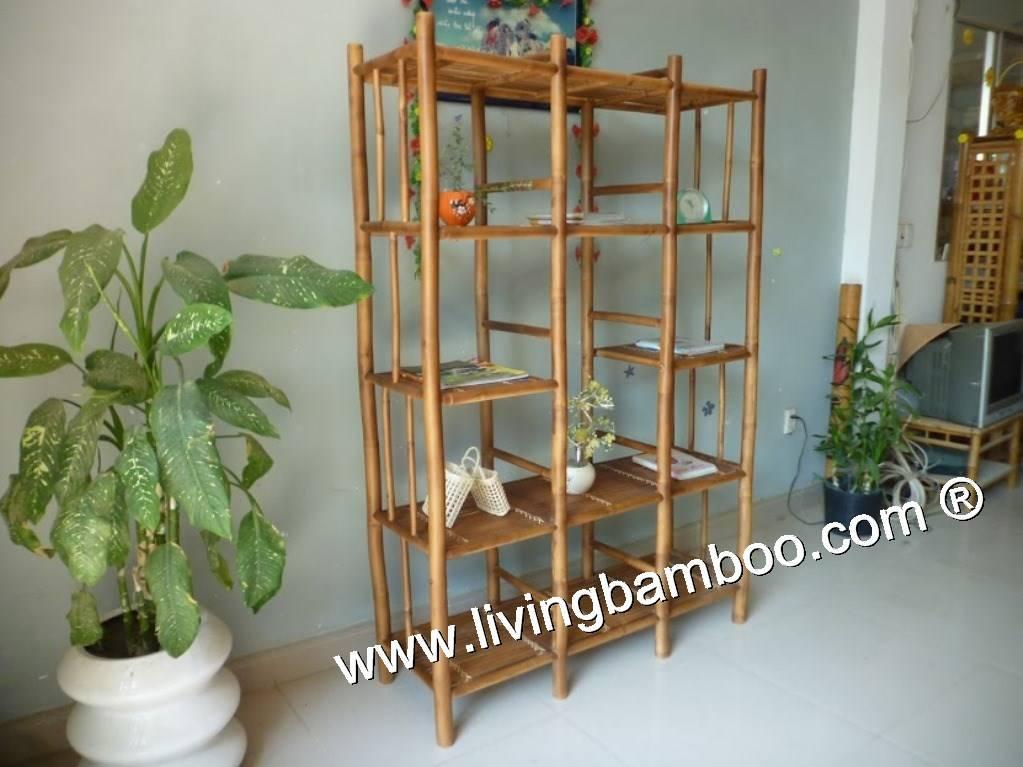 Bamboo Shelf, Indoor Furniture