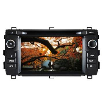 TOYOTA Auris Special Car DVD Player GPS Wholesale