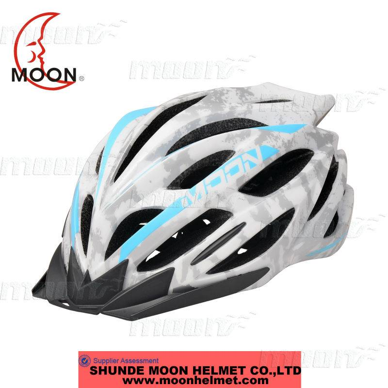CE EN1078 unicase helmet for adults riding