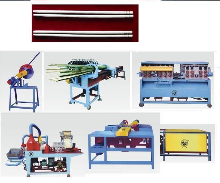 round chopsticks machine/round chopsticks producing line/ round chopsticks machinery/round chopstick