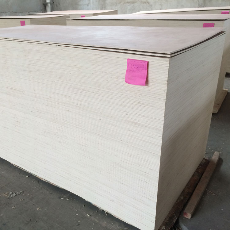one-time forming commercial plywood for packing
