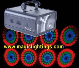 LED 8 Star Blooming Lights led stage light (MagicLite) M-A014