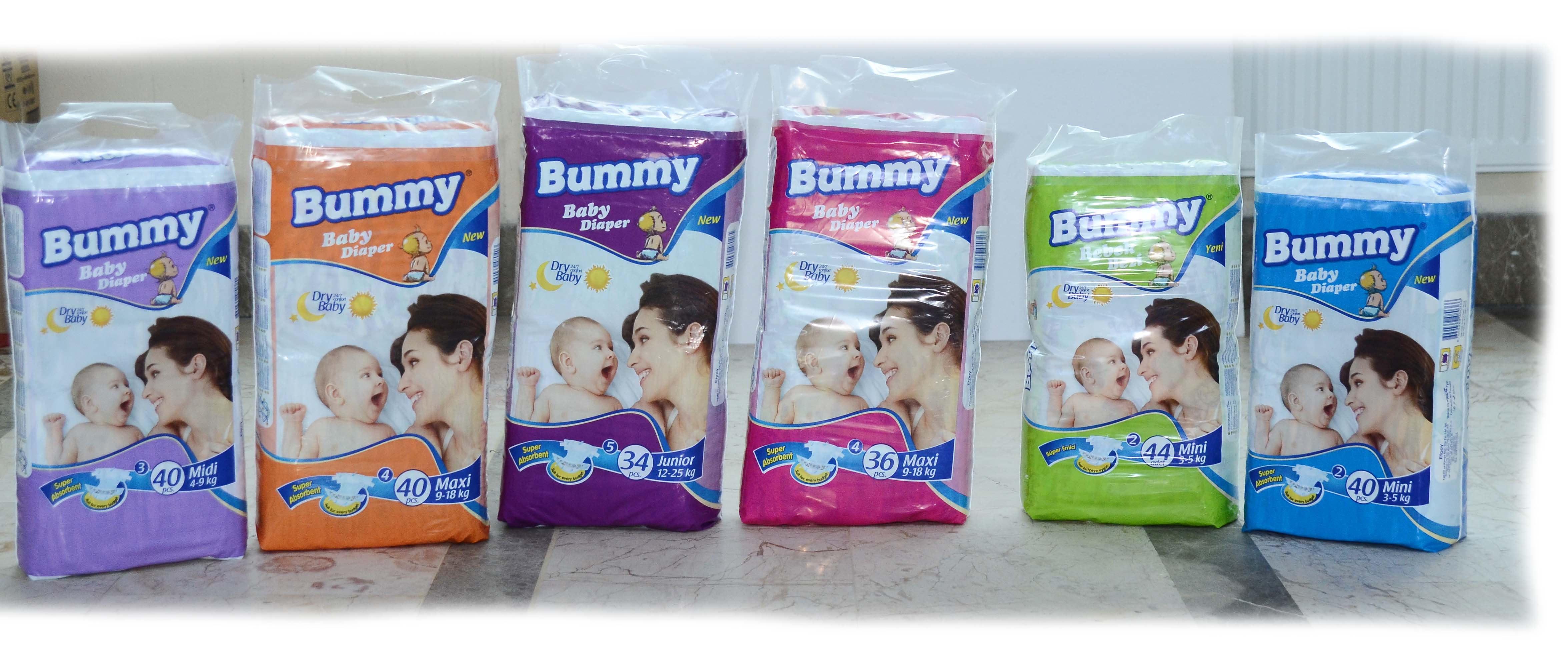 BABY DIAPERS AND BABY WET WIPES