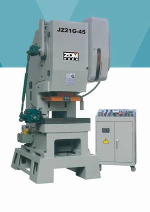 Series JZ21G High Speed Precision Forging pressing punching mechanical press puncher machine equipme