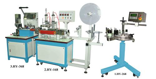 RFID/Dr Tag Label Labeling with Cut and Fold Machine (HY-168+HY-268+HY-368)