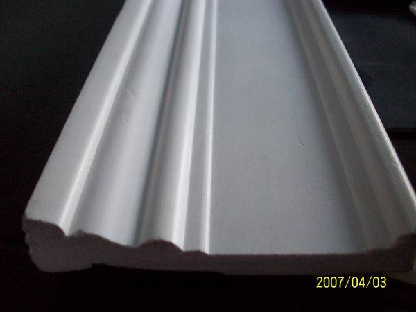 PVC foamed decorative board