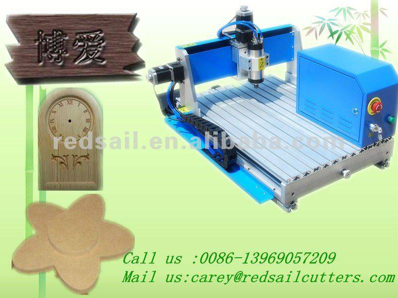 High precision mini desktop cnc router for sale RS-3020 price with CE