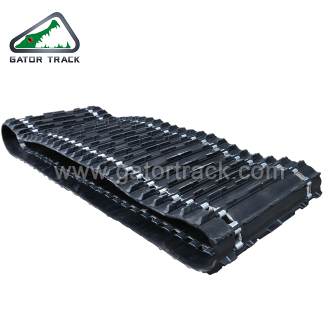 Rubber Track 500 Width for Snowmobile Tracks