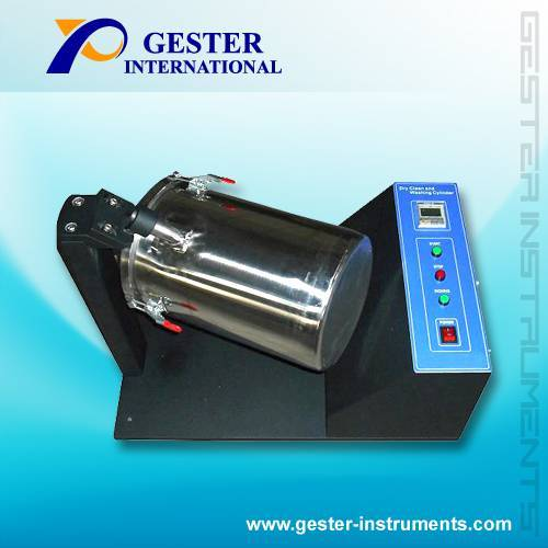 GT-C36 Dry Cleaning Cylinder For Fabric Test