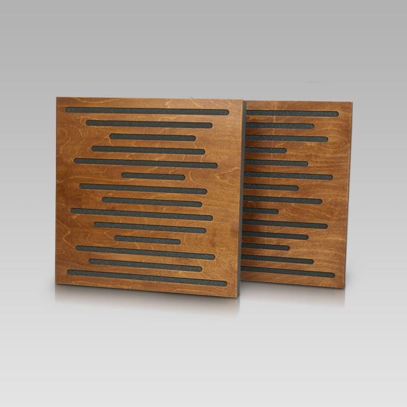 Pikacoustics Pik wave wood acoustic panels