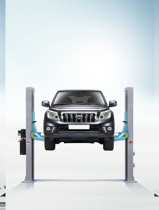 FLOOR PLATE HYDRAULIC LIFT/TWO POST CAR LIFT