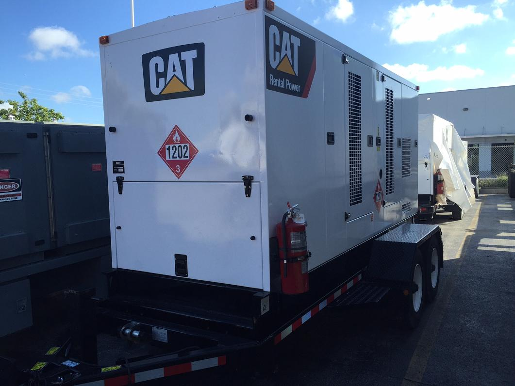 #22431 300 KW Caterpillar XQ300 Generator