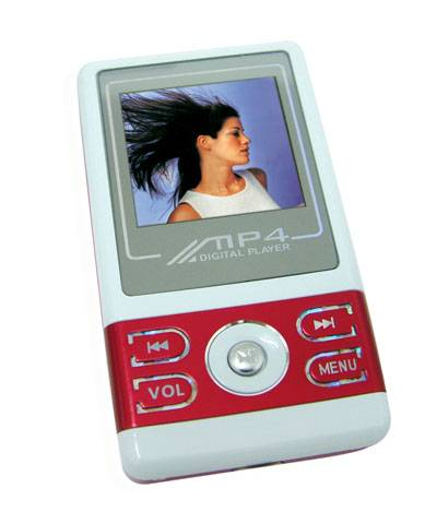 MP4 Media Player, MP4, MP4 Player, Digital MP4 Player, Portable MP4 Player, Flash MP4 Player, MP4, M