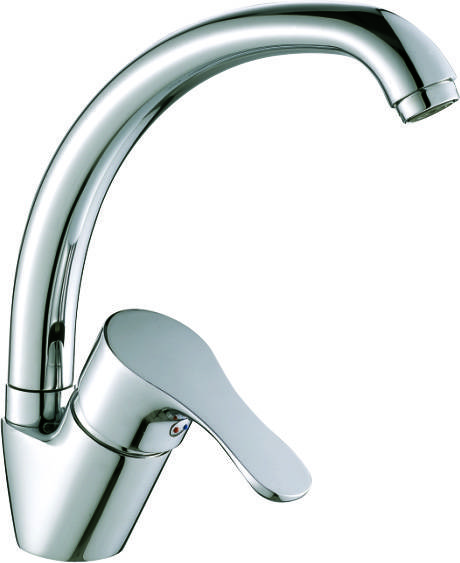 T type single handle sink mixer kitchen faucets