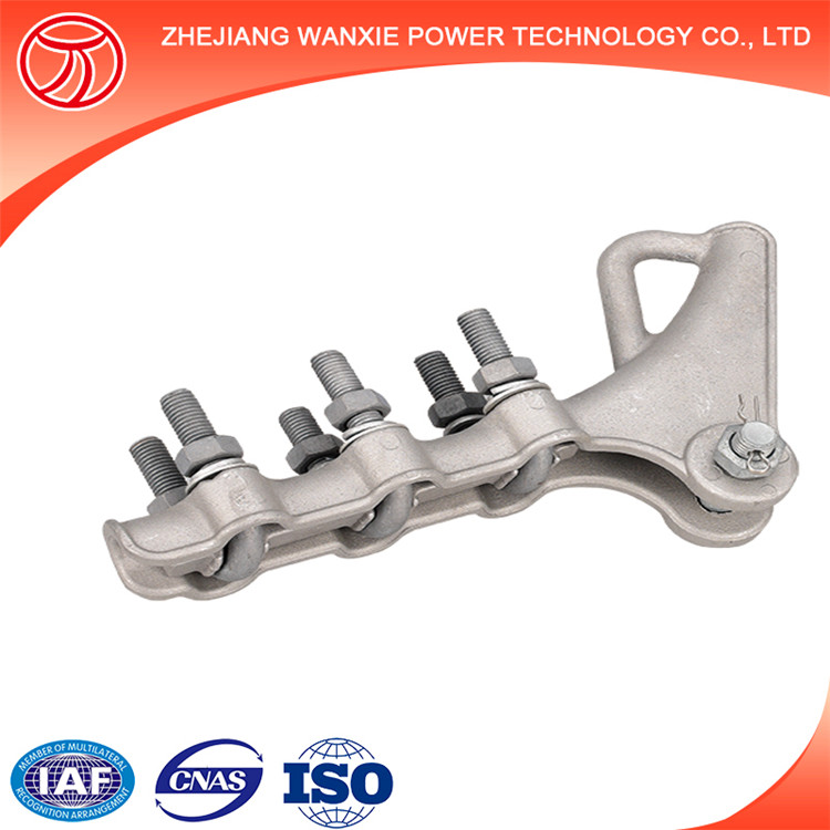NLL/NLD U Bolt Type Strain clamp /Cable Tension Clamp /Dead End Clamp
