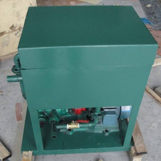 LY-30Plate Pressure Oil Filter and oil purifier equipment