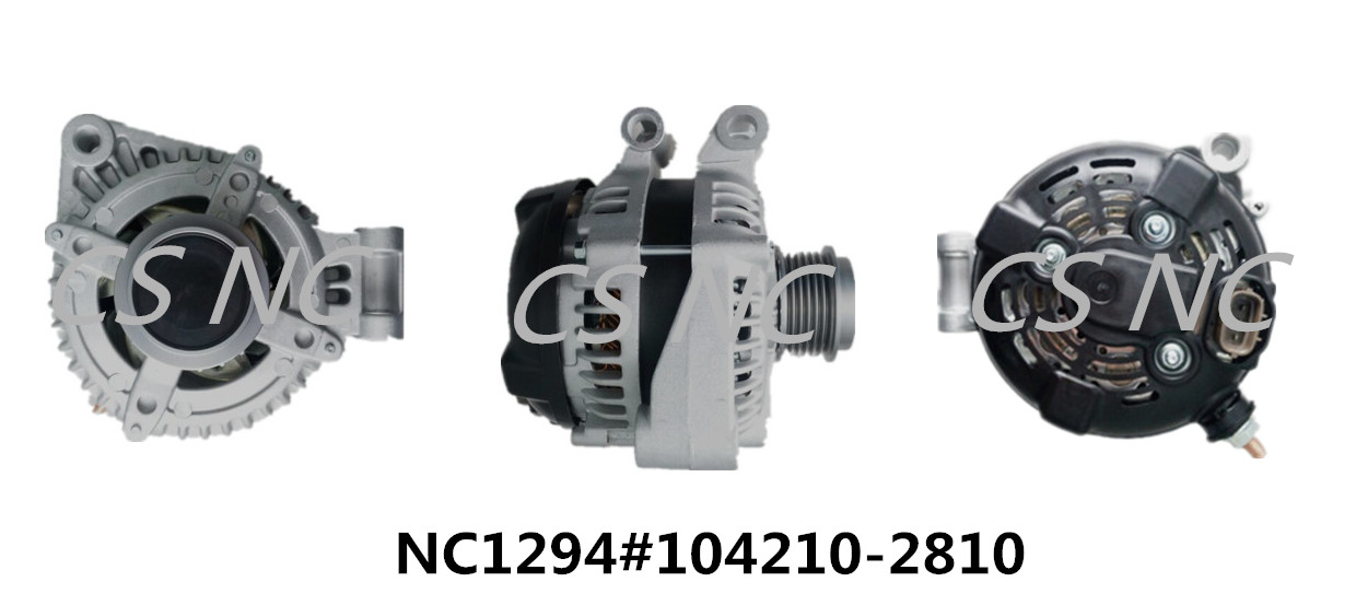 Alternator Assembly NC1294 (12V 150A,104210-2810)