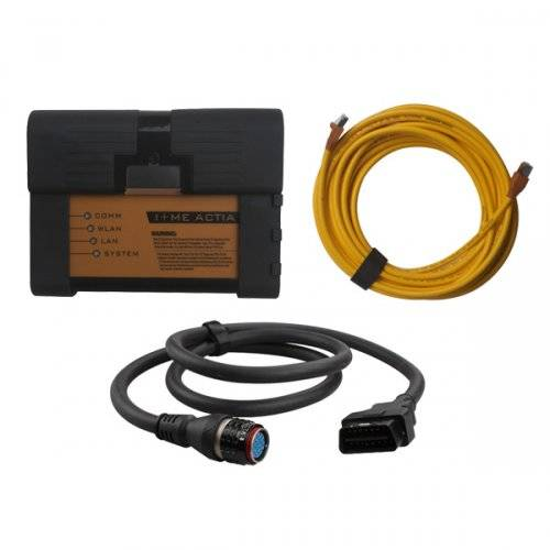 BMW ICOM A2 with OBD Cable and LAN Cable