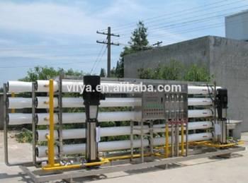 Vliya Reverse Osmosis water desalination water treatment machine