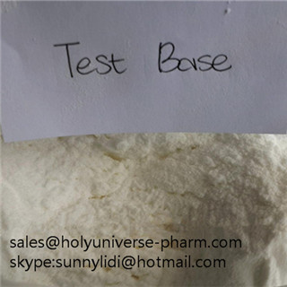 Good Quality testosterone, Test Base, Cas 58-22-0,99% Purity Test Base on sale