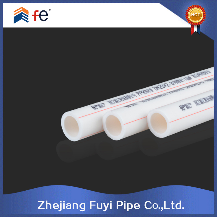 FUYI ppr hot water pipe