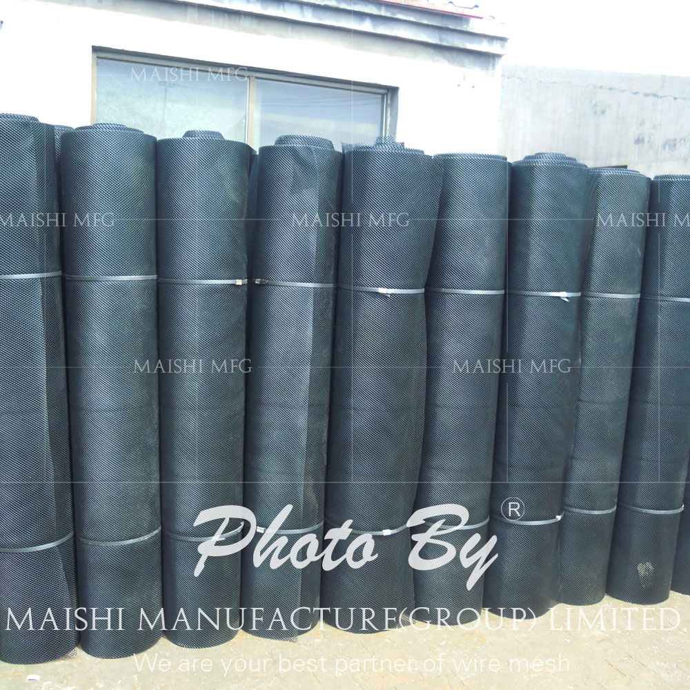Cable pipeline protection HDPE mesh