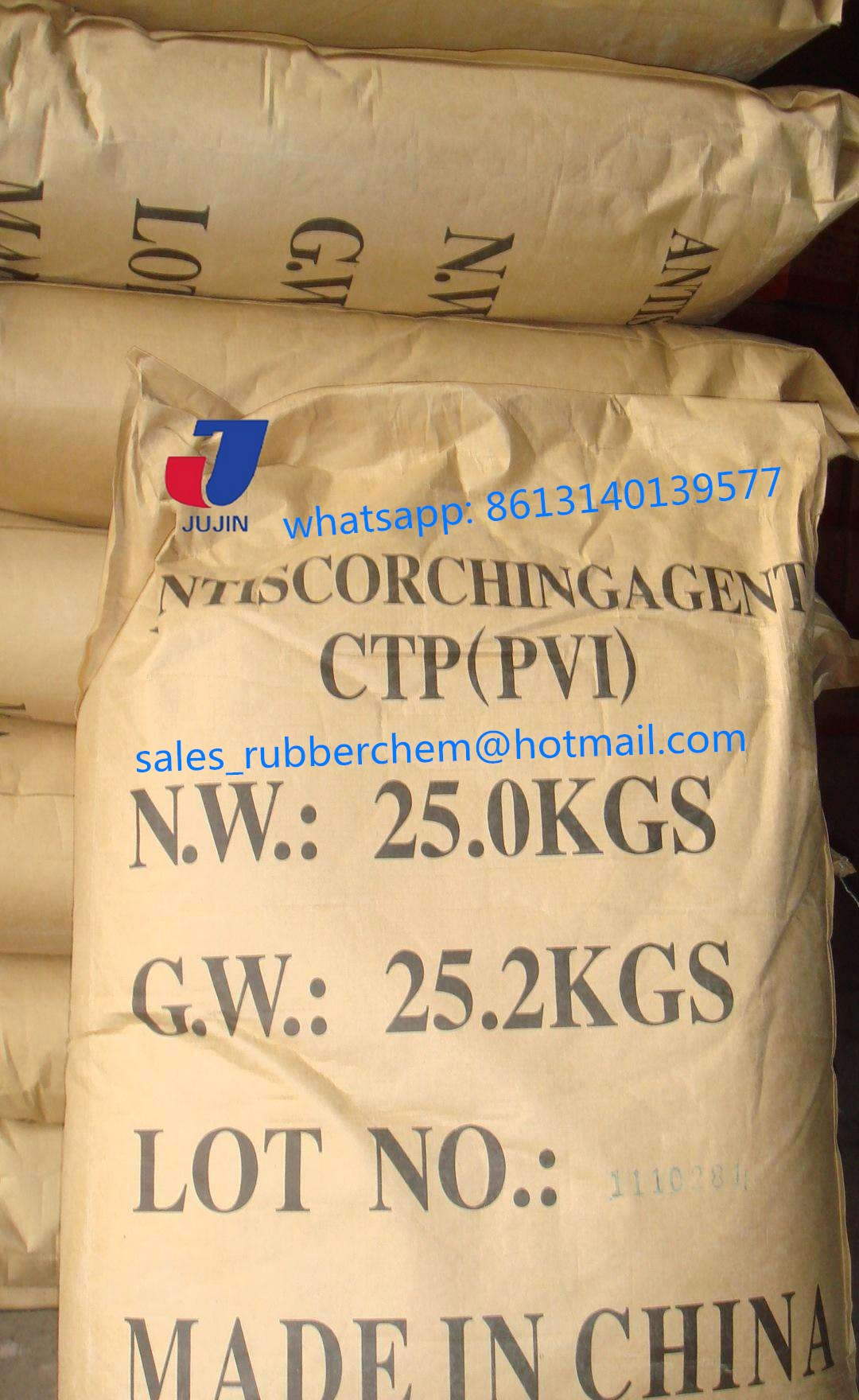 Rubber Antiscorching Agent PVI