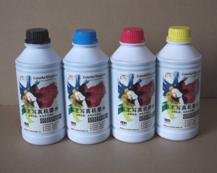 Roland Wide Format Printer Ink 1000ml/bottle