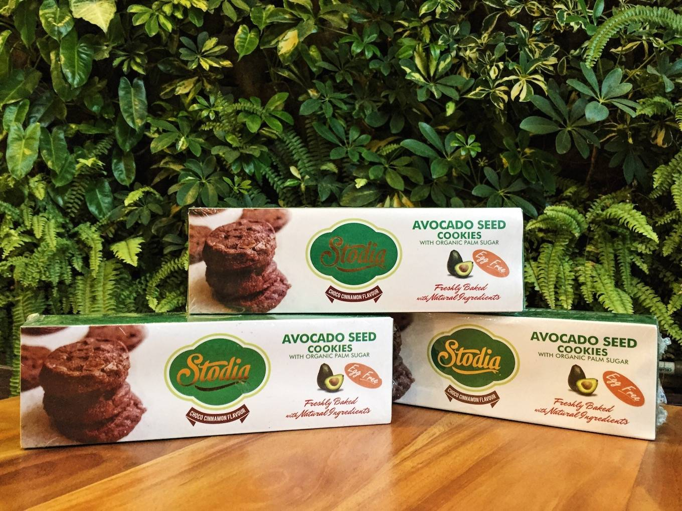 STODIA Avocado Seed Cookies