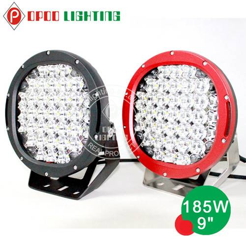 "Wholesale 9"" Round Offroad 185W Led Driving Light"