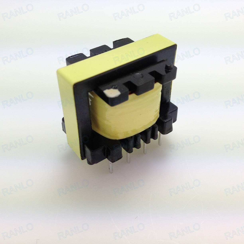 EE25 isolation transformer pulse transformer vertical 8pin 4+4