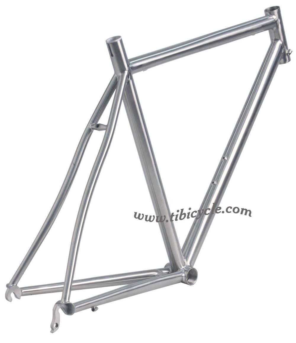 Road Titanium Bicycle Frame HLR005