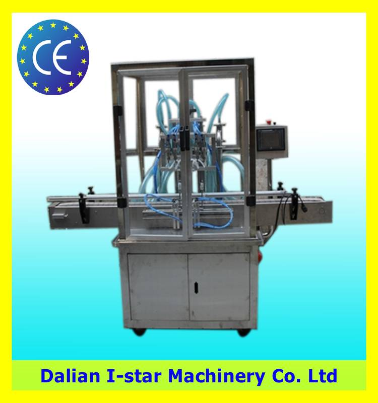 For beverage industry drink juice liquid filling machine