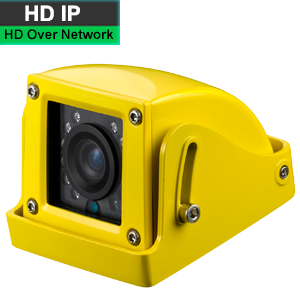1080P High Resolution Automotive IP Network Camera (TOP-619IPC)