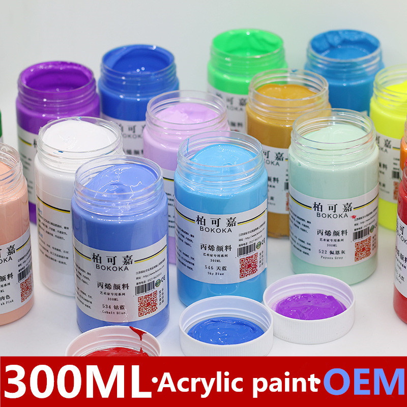 Color artist acrylic paint