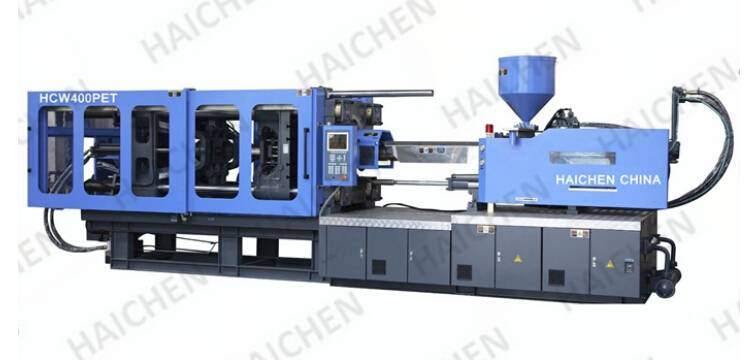 400PET Injection Molding Machine