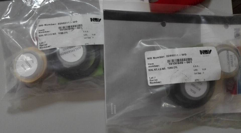 TESCO Rig Top drives parts