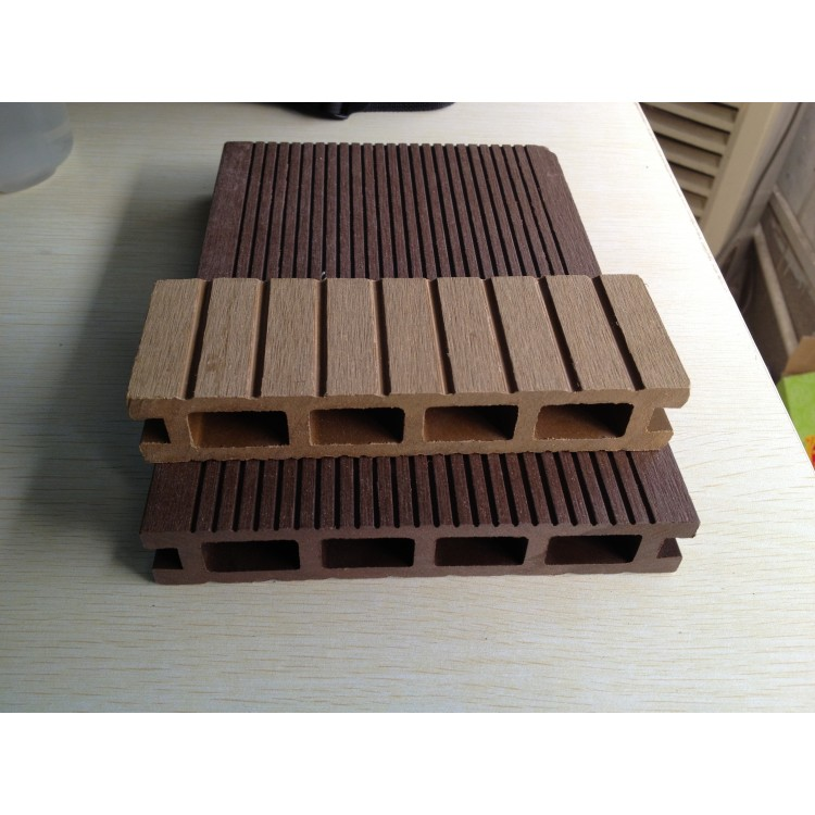 Brown color outdoor decking design 0097 BD140H25A