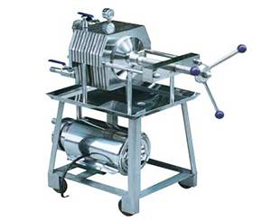 Plate-And-Frame Filter Press