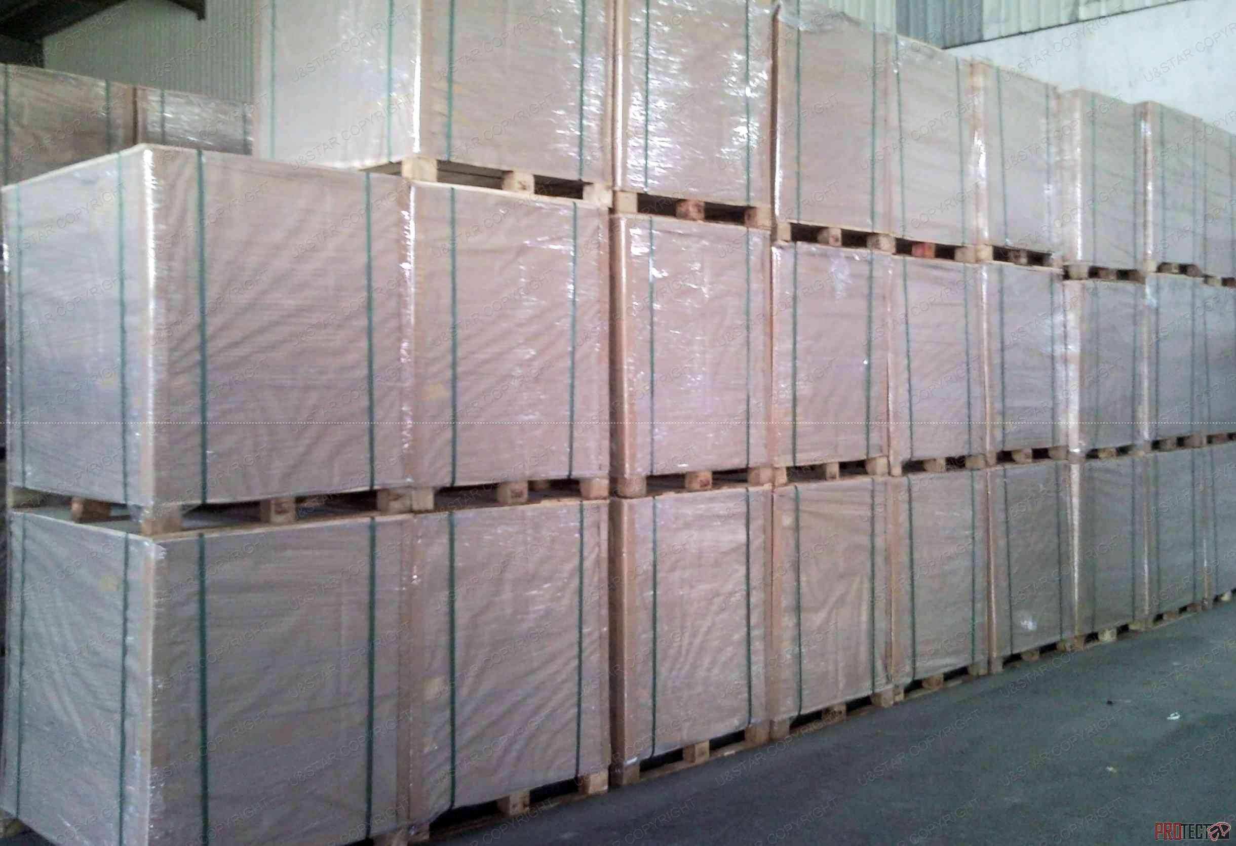 Grey board paper mill