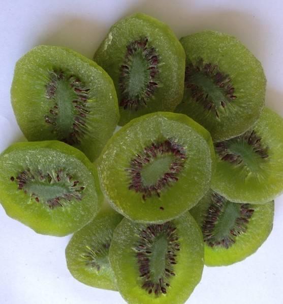 dried fruit dried kiwi slice