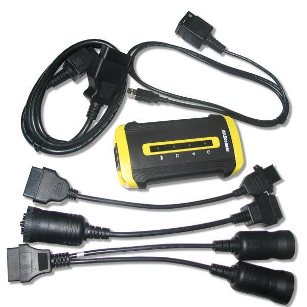 VCX HD Heavy Duty Truck Diagnostic System