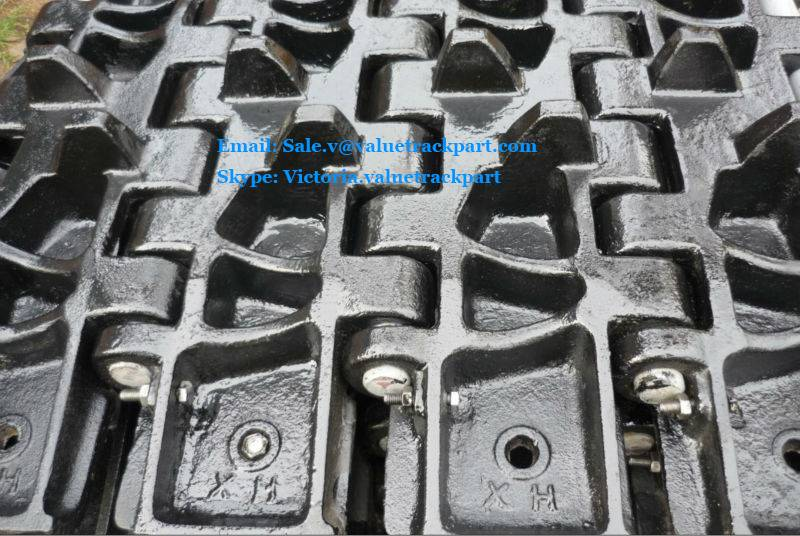 Undercarriage parts Grouser Track Shoe For Crawler Crane