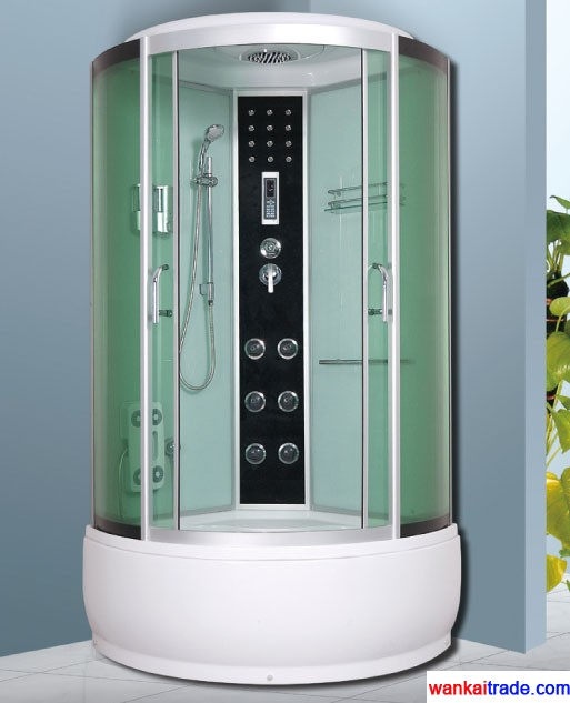 A11 environmental protection new style steam engine system shower room with big top sprinkler