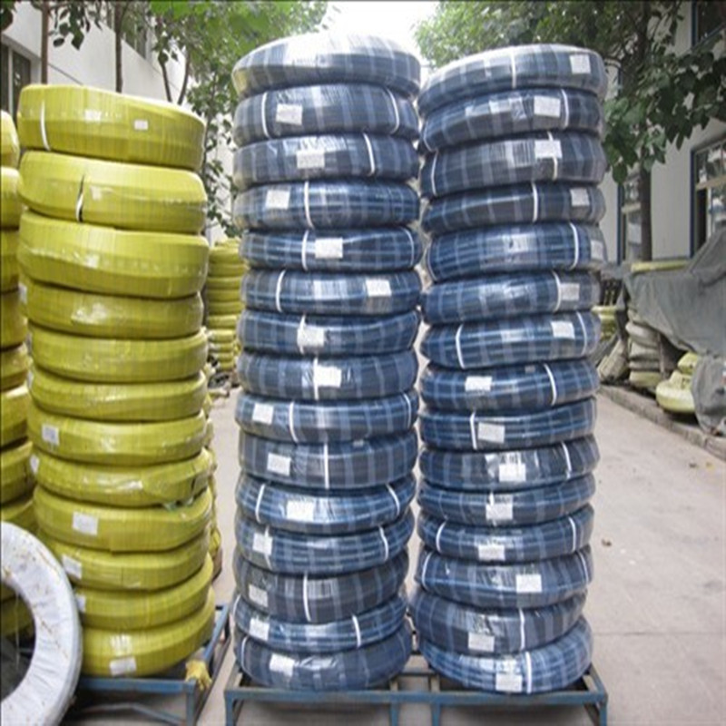 WIRE BRAID HYDRAULIC RUBBER HOSE FOR COAL MINING