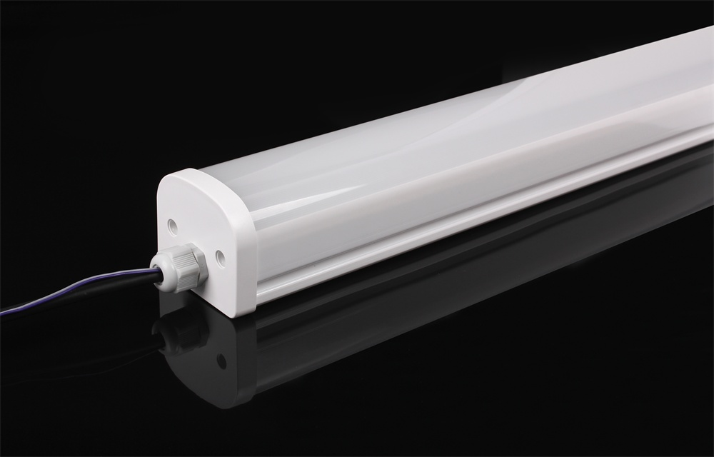 High Lumens Solid State LED Tri-Proof Light for Tunnels Subways