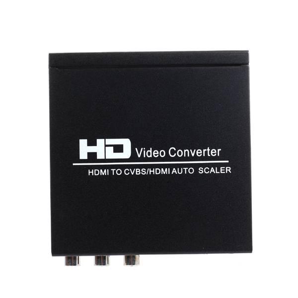 HDMI TO AV + HDMI PAL/NTSC CONVERTERS