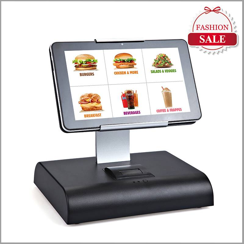 Cash Register Tablet for Promotional Purposes
