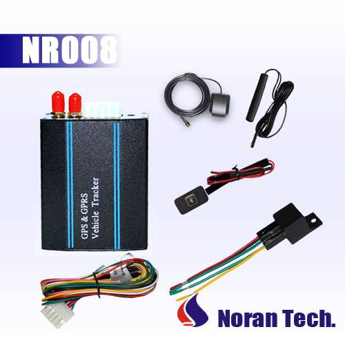 3G WCDMA GPS car tracker with sms remote engine stop