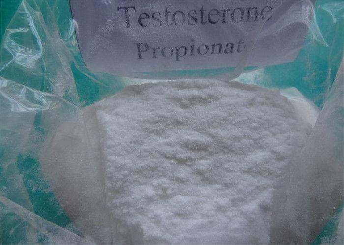 Testosterone propionate 99% raw powder